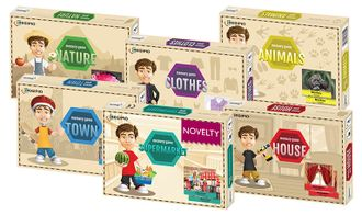Memory game CRAZY PACK