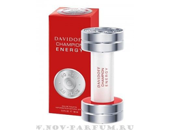 "Davidoff ""Champion Energy"", 90ml"