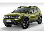 Renault Duster АКПП 4WD