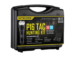 "Фонарь ""NITECORE"" P16TAC HUNTING KIT CREE XP-L U3 1000 люмен 300м"