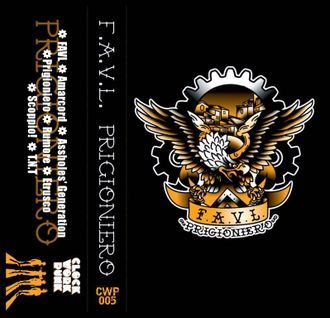"F.A.V.L. ""Prigioniero"" (Clockwork Punk Records)"