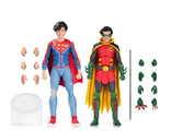 Фигурки Робин и Супербой от DC Collectibles