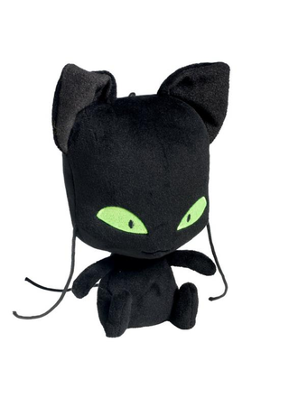 Питомец Чудо Кота Плаг / Miraculous Plush Plagg