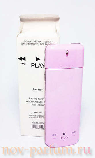 Givenchy - Givenchy Play For Her 75ml