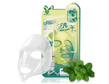 Elizavecca Тканевая Маска для лица Центелла CENTELLA ASIATICA DEEP POWER Ringer mask pack, 1 шт. 941877