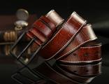 Кожаный ремень Croco