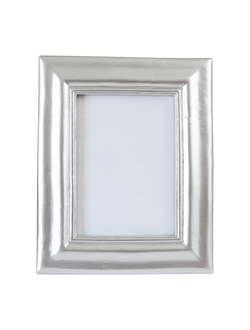 Фоторамка  21X26CM PHOTO FRAME ALUMI SILVER  POLYRESIN 29961
