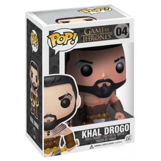 Фигурка Funko POP: Game Of Thrones – Khal Drogo № 04 (модификация 2)