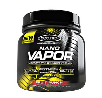 MuscleTech naNO VAPOR Performance Series 465 г
