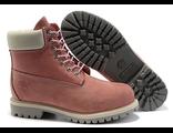 Timberland 6 Inch Boots женские розовые (36-40) арт-010