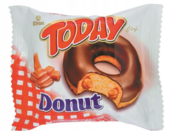 Пончик Today Donut Caramel, 50г