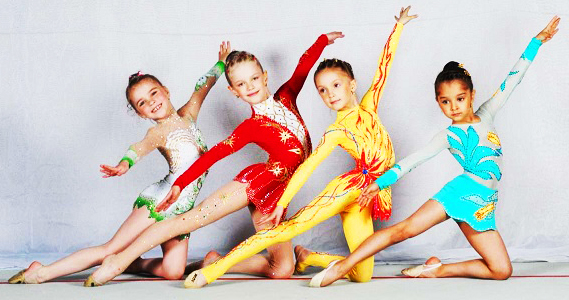 Гимнастика спортивная детская