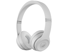 Beats Solo 3 Wireless Matte Silver (Беспроводные)
