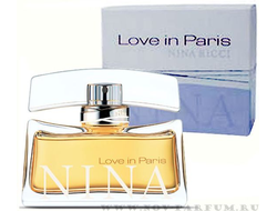 "Nina Ricci ""Love In Paris"" for women 80ml"