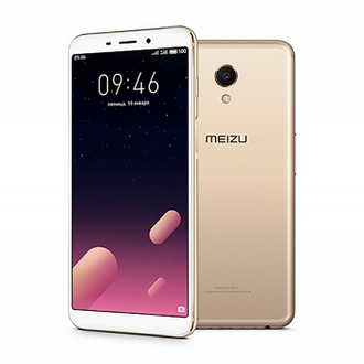 Meizu M6S 32gb gold