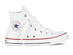Converse All Star Chuck Taylor high белые (36-44)