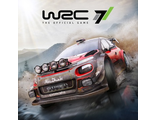 WRC 7 FIA World Rally Championship (цифр версия PS4) RUS 1-8 игроков