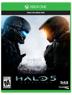 Halo 5: Guardians - Deluxe Edition [RU] (Xbox One)