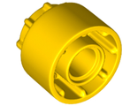 Technic, Driving Ring Extension with 8 Teeth Inside and Outside, Yellow (35186 / 6211768)