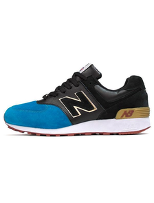 NEW BALANCE 576 BLUE BLACK