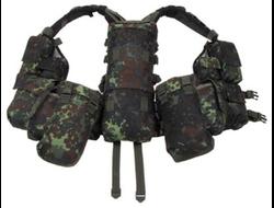 Taktiline kandekott-vest, palju padrunitasku, erinevad värvid / Тактический жилет-разгрузка с множеством подсумков, разные варианты расцветки