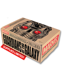 Marvel: Collector Corps: Guardians of the Galaxy | Марвел: Коллекционный набор Collector Coprs - Стражи Галактики