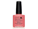 CND Shellac Sparks fly - Flirtation Collection 2016