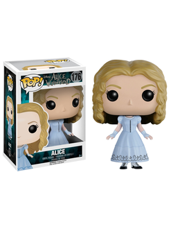 Funko Pop! Disney: Alice In Wonderland (Live Action) - Alice