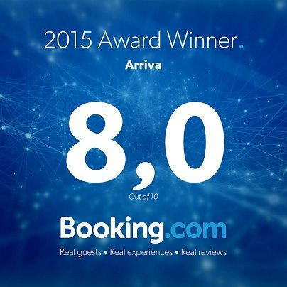 #guestsloveus и @bookingcom!