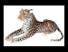 Большая мягкая игрушка тигр