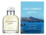 "Туалетная вода, Dolce & Gabbana ""Light Blue Discover Vulcano"", 125 ml"