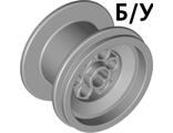! Б/У - Wheel 43.2 x 28 Balloon Small, Light Bluish Gray (6580 / 4211745 / 4496702) - Б/У