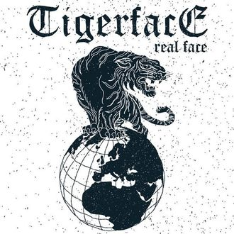 "7"" Tigerface ""Real face"" (Paranoid Records)"
