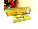 Viset-Niyom Herbal Toothpaste / Тайская зубная паста с травами (100 гр)