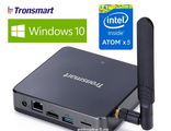 Tronsmart Ara X5 Plus. Windows 00 Мини ПК. 0 Гб / 02 Гб. Intel Cherry Trail Z8300 Quad Core. Всё на одном.