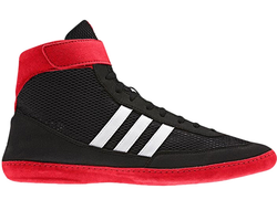 Adidas Combat Speed 4 Black/Red купить борцовки