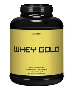 Ultimate Nutrition Whey Gold 2,27 кг