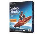 Corel VideoStudio Professional X7 Ultimate IE Mini Box Full EU VSPRX7ULIEMBEU