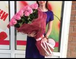 """Букет """"Нежные чувства"""" из 33 голландских роз"""