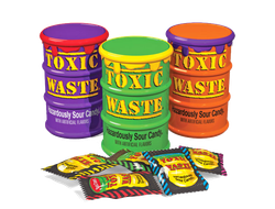 Toxic Waste Special Edition Color Drums 48 грамм (США)
