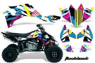Suzuki LTR 400 ATV Quad #FLASH