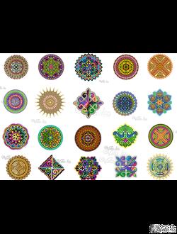 Набор шаблонов для дизайна