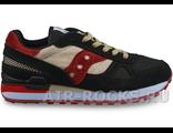 Saucony Men's Black Red (Euro 40-45) SAJ-008