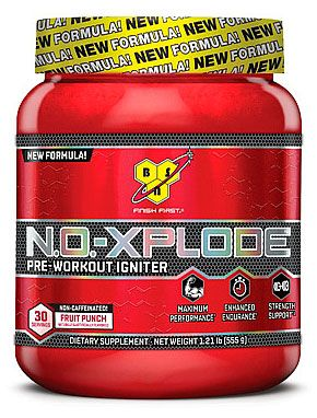 NO Xplode 3.0 New Formula 555 г