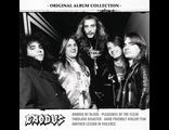 EXODUS Original album collection 5CD BOX
