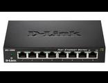 DES-1008D Сетевой неуправляемый коммутатор D-Link с 8 портами 10/100Base-TX купить в Киеве, цена