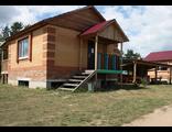 3-местный домик с сауной и бассейном (низкий сезон)