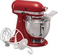 Миксер kitchen AID 5KSM150pseer (красный)