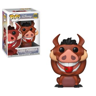 Фигурка Funko POP! Vinyl: Disney: Король лев (Lion King): Luau Pumbaa