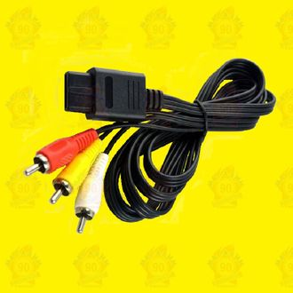 AV Cable for Nintendo Super Famicom, N64, SNES